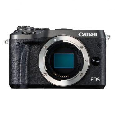 De Canon M6, voor als je fijne foto's wilt maken