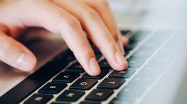 Het gemak van online bestellen vanuit huis