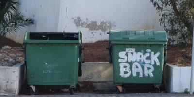 Afvalcontainer huren