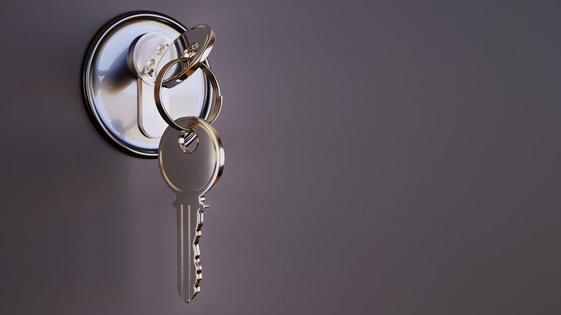 Je hebt je sleutels binnen laten liggen, en nu?