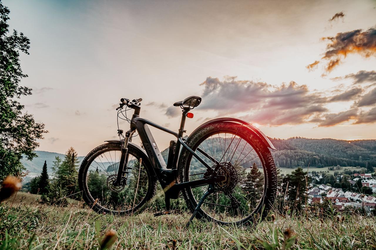 De elektrische fietsen van Nederland