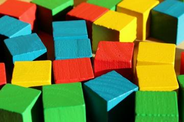 blokken speelgoed