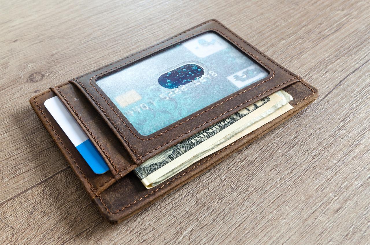 secrid bij portemonnee