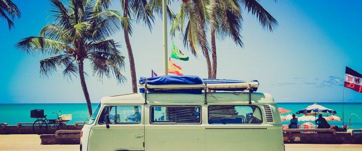Een camper huren: op vakantie als een echte hippychick