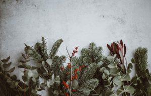 versiering voor de kerstdagen
