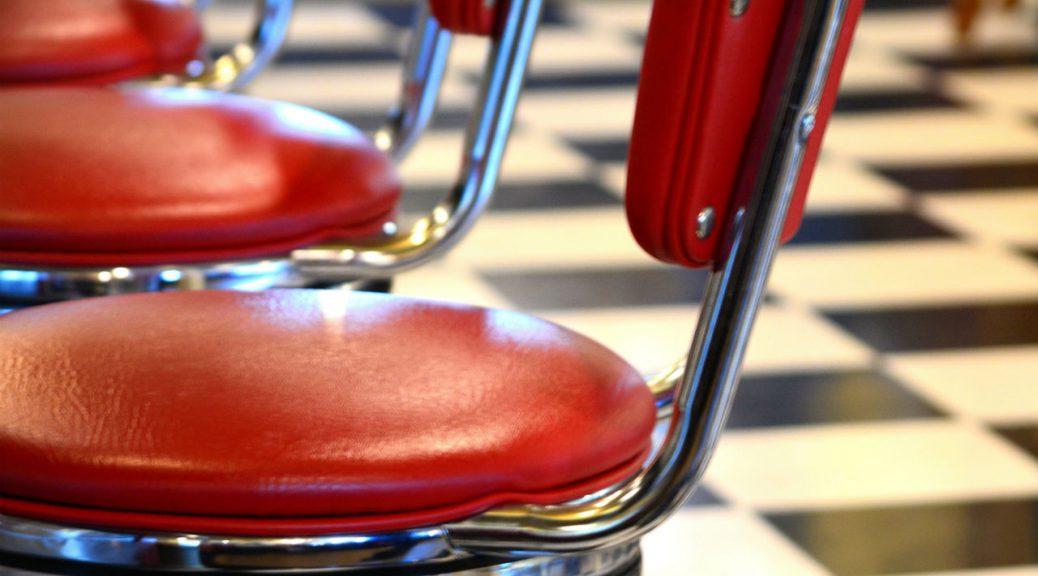 retro stoelen