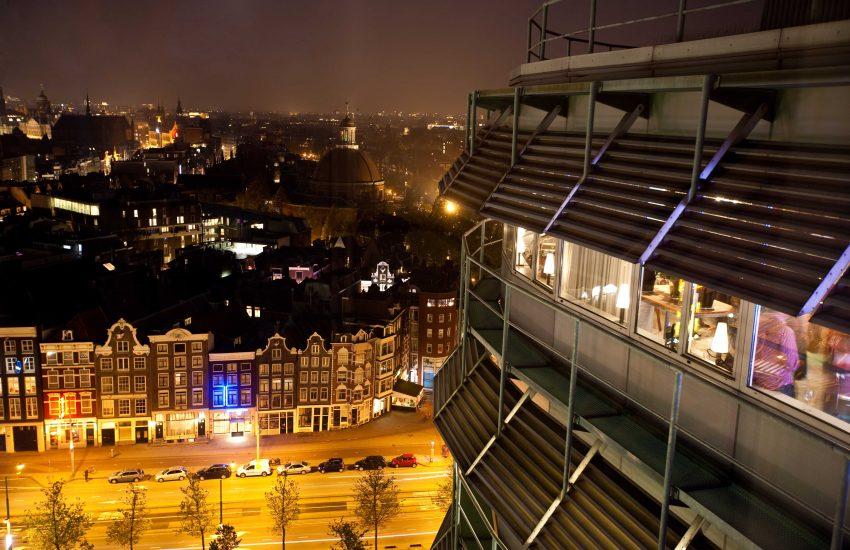 Vergaderlocatie Amsterdam