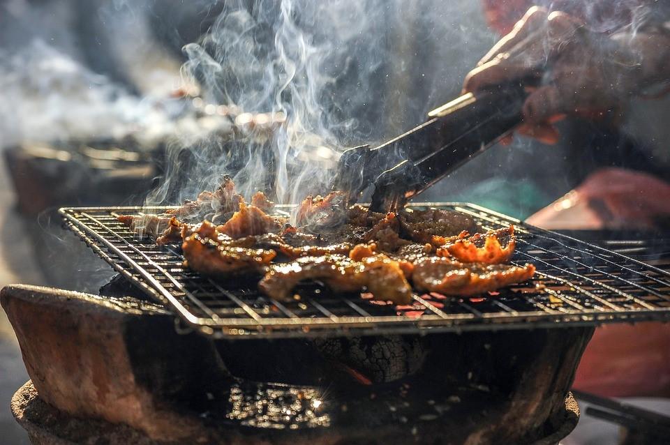 Keramische BBQ