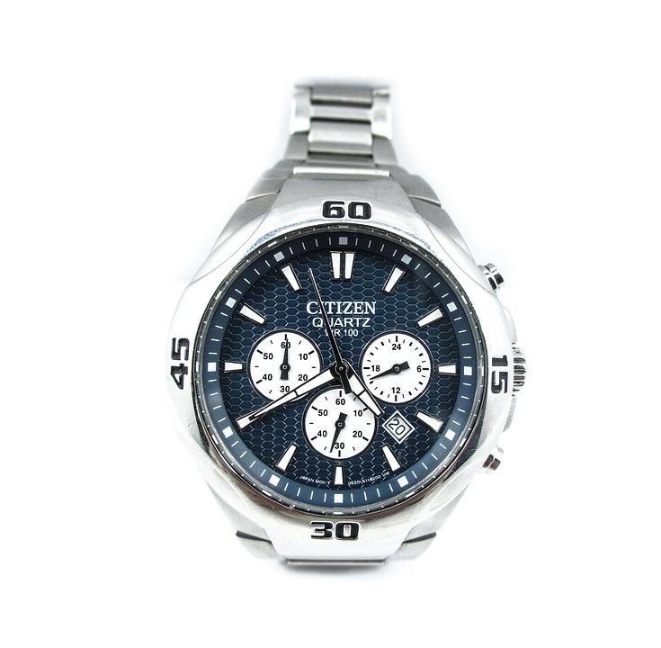 Citizen horloges zijn een sieraad aan je arm!