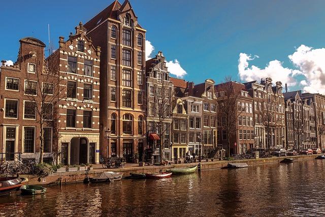 Mijn dagje weg naar Amsterdam met vriendinnen