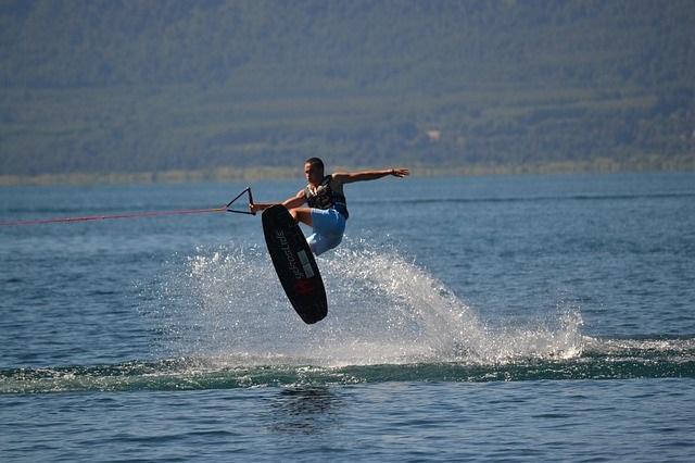 Watersport fun met je wakeboard