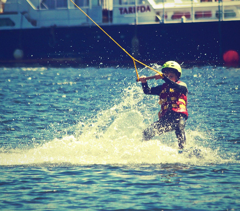 Welke kinderschoenen zijn geschikt voor watersport?