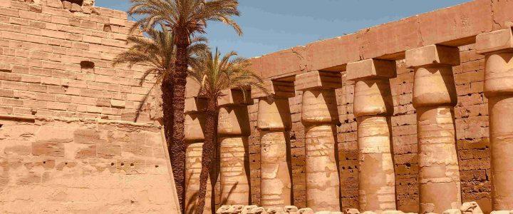 Een vakantie Egypte om te werken aan je nieuwe ideeën