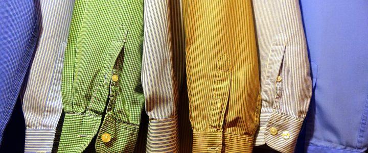 Welke overhemden voor mannen passen bij jou?