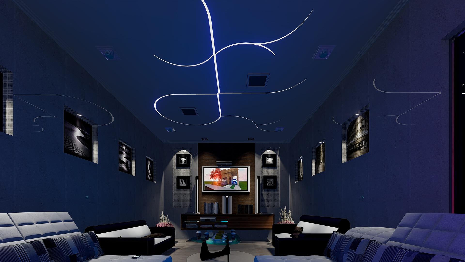 TV liften zijn toffe gadgets van de toekomst