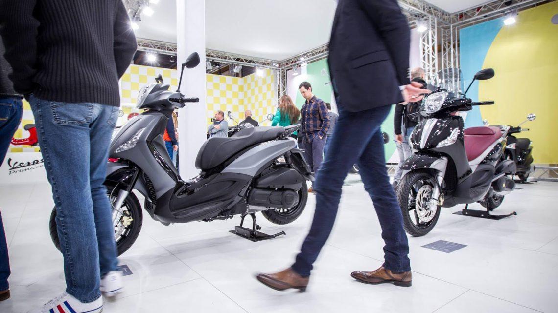 Waarom kiezen voor een Piaggio Scooter?