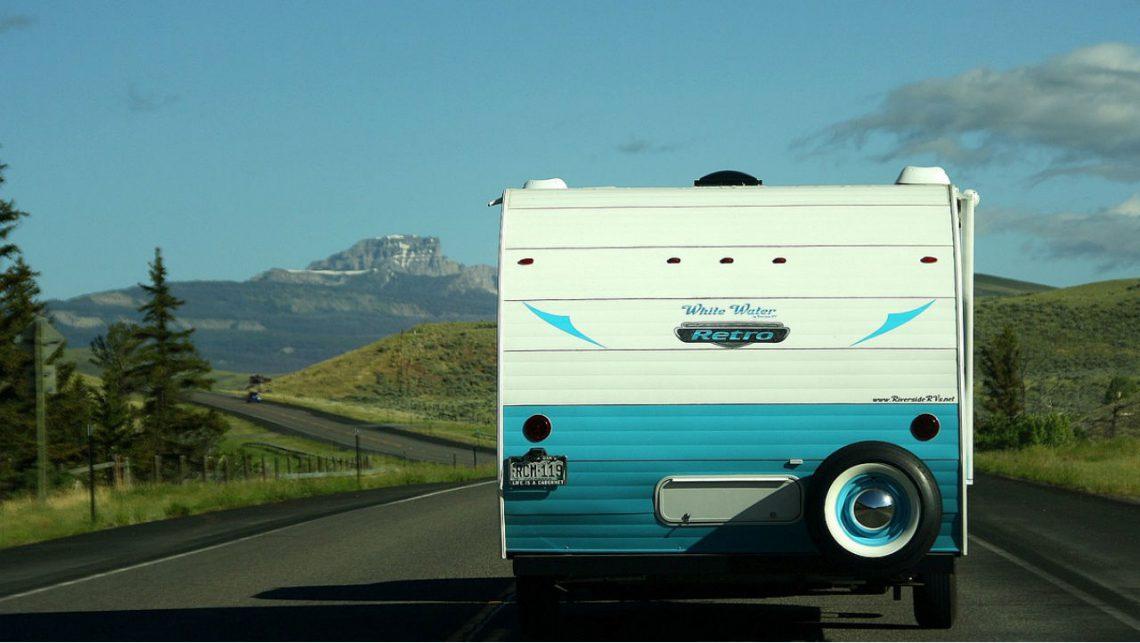caravan huren