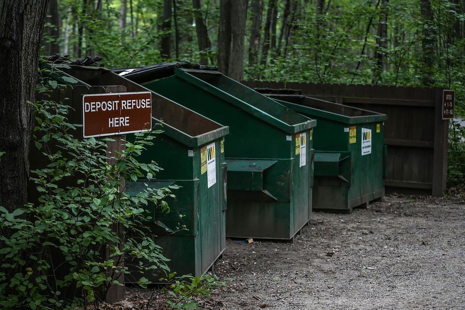 Afvalbak huren: een echte uitkomst!