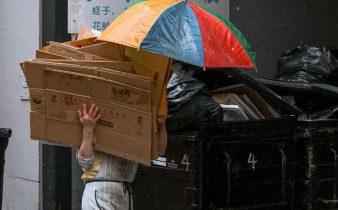 Container huren MKB-afval