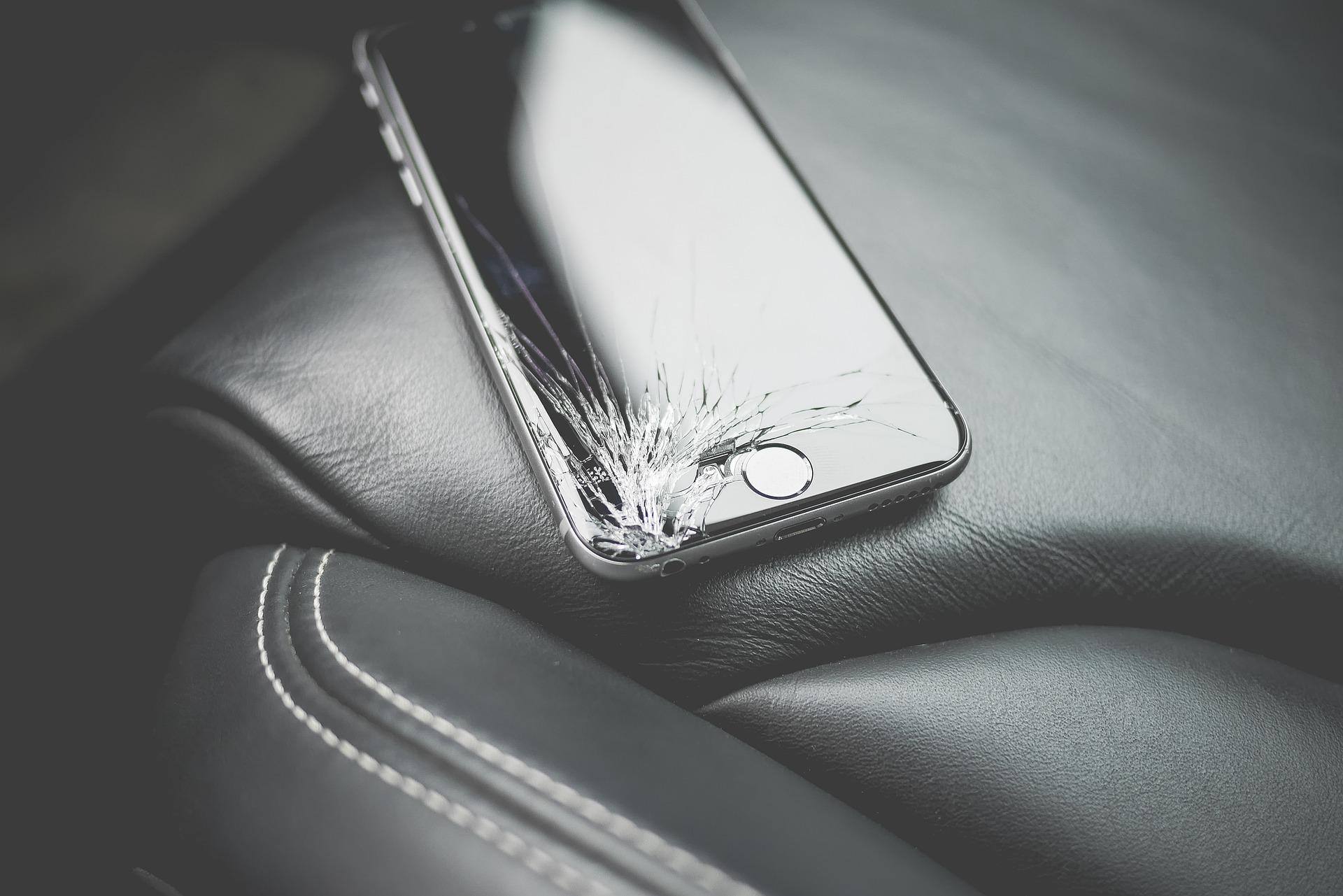 Je smartphone in no-time weer in orde!