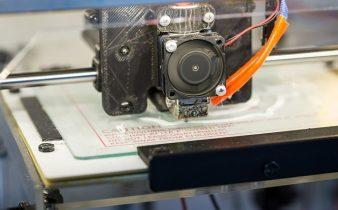 3d printer plaatje